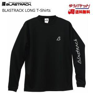 BLASTRACK DRY LONG T-Shirts     アクティブシーンに心地いい、吸汗速乾...
