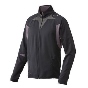 Sale! オークリー OAKLEY アクセラレーター ダブルクロス ジャケット ジェットブラック Accelerator Double Cloth Jacket 4.0 Jet Black [411850JP-01K]