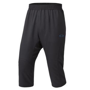 オークリー OAKLEY アクセラレーター ダブルクロス パンツ ジェットブラック Accelerator Double Cloth Pants 4.8 Jet Black