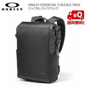 オークリー バックパック ESSENTIAL-S BUCKLE PACK 921138JP 02E BLACK OUT ブラック [921138JP-02E] msp