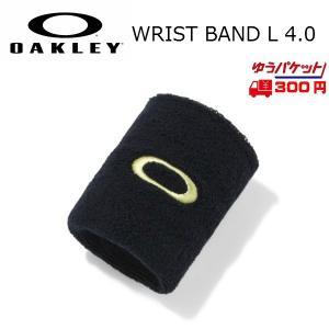 オークリー リストバンド ロング 4.0 OAKLEY WRIST BAND L 4.0 トレーニン...