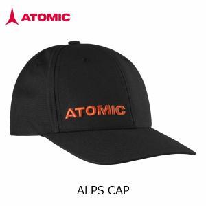アトミック キャップ ATOMIC ALPS CAP Black AL5035010|msp