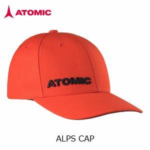 アトミック キャップ ATOMIC ALPS CAP Red AL5035020|msp