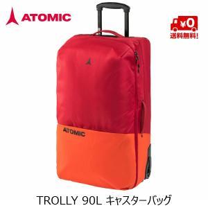 アトミック 大型バックパック ATOMIC TROLLEY 90L AL5037610 [AL5037610] msp