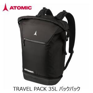 アトミック トラベルパック ATOMIC TRAVEL PACK 35 L BLACK AL5038120 [AL5038120] msp