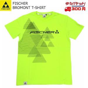 フィッシャー Tシャツ FISCHER BROMONT T-SHIRT [G01117]|msp