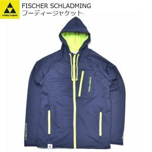 フィッシャー フーディージャケット FISCHER SCHLADMING パーカー [G02317]|msp