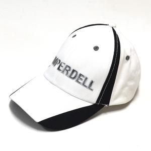 コンパーデル KOMPERDELL CAP オリジナル キャップ ホワイト|msp