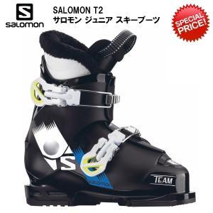 サロモン ジュニア スキーブーツ 2バックル SALOMON T2  [L39162000]|msp