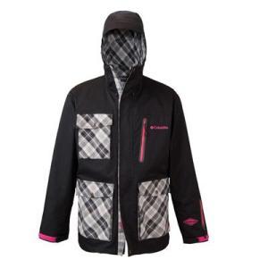 SALE Columbia Seven Summit Jacket BLACK コロンビア スノージャケット セブンサミットジャケット ブラック pm2559010|msp