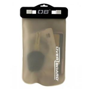 <国内正規品>OVER BOARD (オーバーボード) 防水/防塵マルチケース Sサイズ スモーク OB1067F msquall-y