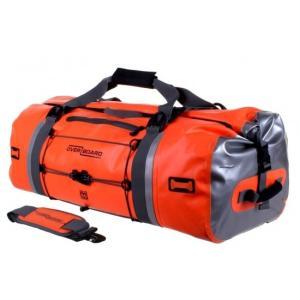 ・このプロビスダッフルバッグは100%完全防水と昼夜を問わず高い視認性がある蛍光カラーを使用していま...