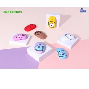 <BT21>【無線マウス】 LINE FRIENDS とBTSがコラボ BT21 無線マウス BT21のキャラクターの顔がデザイン RMS-BT21-TT RMS-BT21-CK RMS-BT21-CM RMS-BT21-SK|msquall-y