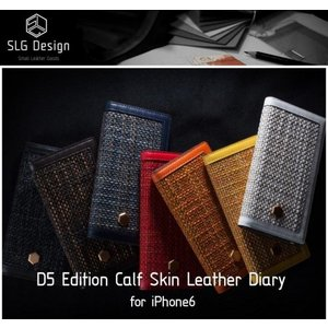 <SLG Design>【iPhone6s/iPhone6 4.7インチ】D5 Edition Calf Skin Leather Diary SD4294i6 SD4295i6 SD4296i6 SD4297i6 SD4298i6 SD4299i6 SD4300i6|msquall-y