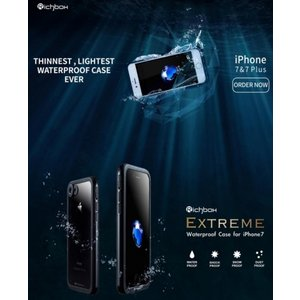 <Richbox>【iPhone7 4.7インチ】 Extreme Waterproof Case for iPhone7 IP68規格準拠の防水・防塵仕様で米国軍用規格MIL-STD-810G準拠 WPC-IP7-BK WPC-IP7-GD|msquall-y