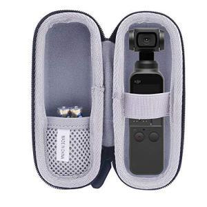 用の DJI Osmo Pocket 3軸ジンバルカメラ 小型ミニケース 専用保護 収納ケース -w...