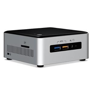 Intel NUC core i3 6100U搭載 小型ベアボーンPC BOXNUC6i3SYH M.2 SSD対応