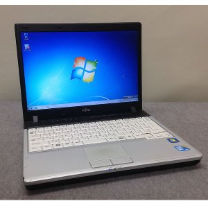 Fujitsu FMV Lifebook P750/A  Core2Duo SU9400(1.40GHz) 2GB HDD160GB [中古][ノート][パソコン]|mssk