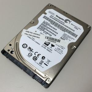 新品同様品 ハードディスク 2.5インチ 7mm バルク Seagate SATA300 320GB 5400RPM 16M ST320LT020|mssk