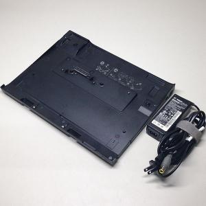 レノボ ノートパソコン ThinkPad ドッキングステーション X220用 UltraBase Lenovo Series 3    [中古]|mssk