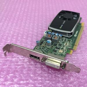 ビデオカード(VGAカード)Nvidia 純正品 Quadro 600 DisplayPort-DVI変換付  [中古]|mssk
