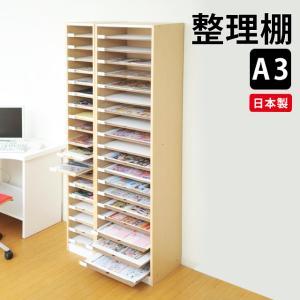 A3用紙整理棚 PLN-19(270002)送料無料 代引不可(VT)日本製 オフィス家具 収納棚(ms)|msstore-1147