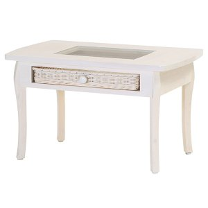 ラタンテーブル 籐テーブル センターテーブル 籐家具 ラタン家具 フィオーレ テーブル T803WW (50443)(RW) msstore-1147