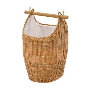◆商品名:ラタン トイレットペーパーバスケット ブラウン BREEZE GK790ME       ...