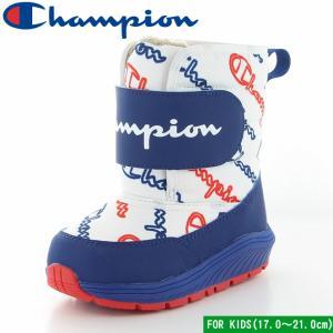 チャンピオン キッズ スプラッシュコート2 ホワイト キッズ 子供靴 ウィンター ブーツ 防水 防寒 Champion CP KSC031W KIDS SPLASH COURT 2 WHITE 15.0〜19.0cm mstage