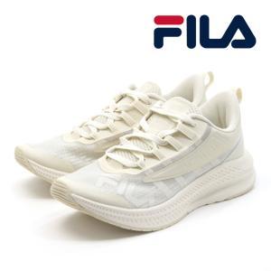 BTS着用モデル フィラ ウェーブレット アルファ CRM スニーカー レディースサイズ ランニング シューズ FILA WEVELET ALPHA F2080-0920|mstage