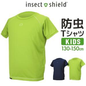 insect shield(インセクトシールド)虫よけ 半袖クルーネックTシャツ|mstore