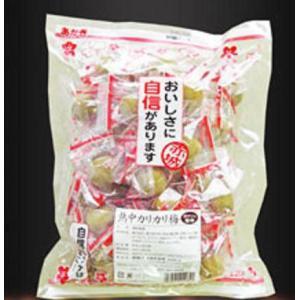 熱中カリカリ梅 50粒 大袋(業務用)国産 塩味 塩分補給 熱中症対策 予防