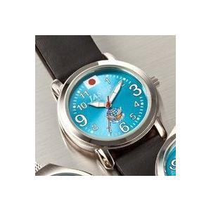 ブルーインパルス50周年記念プレミアムウォッチ 腕時計 レザーモデル 自衛隊モデル グッズ 自衛隊用品 通販 販売店 mtd