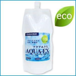 アクアエクス 多目的エコ洗剤 詰め替え用(1,000ml) mtd