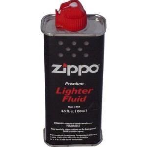 ZIPPO (ジッポー) オイル 小缶 133ml 単品1個 mtd