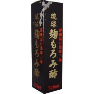 琉球 麹もろみ酢 720ml 単品1個|mtd