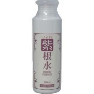 紫根水 (シコンエキスエッセンス) 120ml 単品1個|mtd