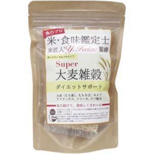 スーパー大麦雑穀ダイエットサポート 30g×6包入 単品1個|mtd