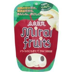 未来果実 ミライフルーツ りんご 12g入 単品1個|mtd