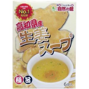 高知県産生姜スープ 6食入 単品1個|mtd