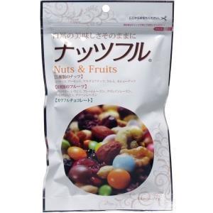 ナッツフル ナッツ&フルーツ 150g入 単品1個 mtd