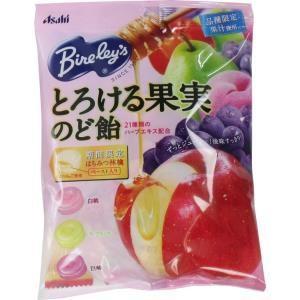 バヤリース とろける果実 のど飴 120g入 単品1個|mtd