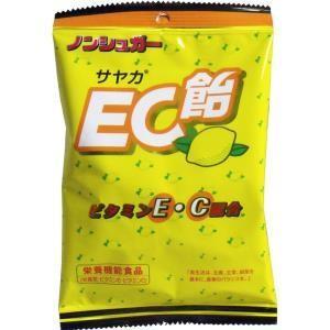 ノンシュガー サヤカEC飴 60g入 単品1個|mtd