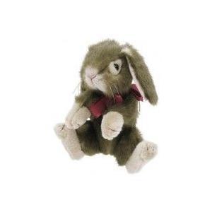 ぬいぐるみ ロップイヤーウサギ S  ブラウン 180604|mtd