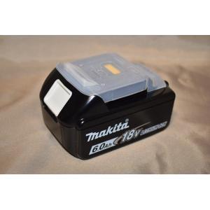 BL1860B *付き最新電池 新品マキタ純正高容量18V6Ahリチウム電池 1個(セットバラシ品)