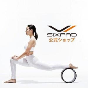 シックスパッド ストレッチリング SIXPAD Fitness Series【メーカー公式店】フィットネス 柔軟運動 ヨガホイール ヨガリング 背中 腕 足