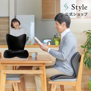 骨盤 スタイルプレミアムデラックス ブラック Style P...