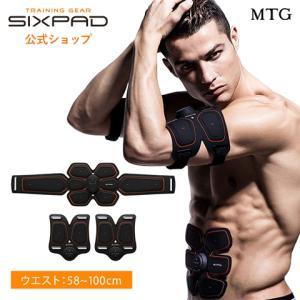 ◆単品の購入より【7%OFF】  アプリ対応で進化したSIXPADでお腹周りと腕を効率的に鍛える。 ...
