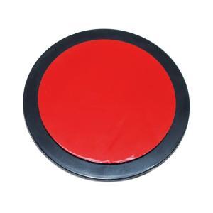 カーナビ 吸盤スタンド用 受け皿 スタンドカップ (QM01) 固定 取り付け 約73mm×約3.5mm 対応機種:カーナビ各種 メール便 送料無料 オプション品|mtkshop