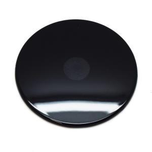 カーナビ 吸盤スタンド用 受け皿 スタンドカップ (QM02) 固定 取り付け 約101mm×約3mm 対応機種:カーナビ各種 メール便 送料無料 オプション品|mtkshop